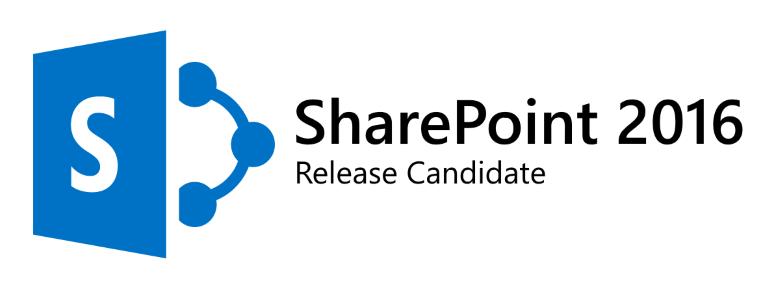 sharepoint 2016 rc